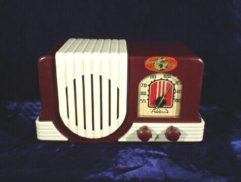 CATALIN Radios, ART DECO