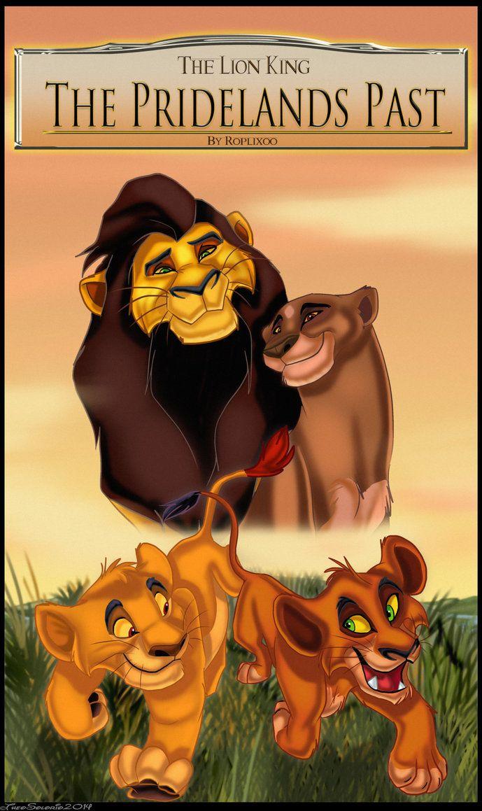 Contest entry pridelands past by kosperry kinginamethe lion king pixartwilightfan artfandomcartoonsart ideas