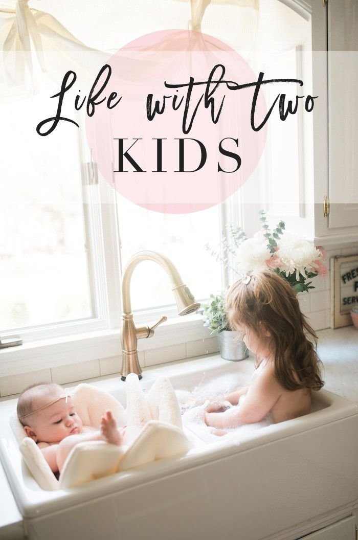 Life with Two Kids // The Good, the Bad & the Better Than you Ever Thought Possible - Lynzy & Co.