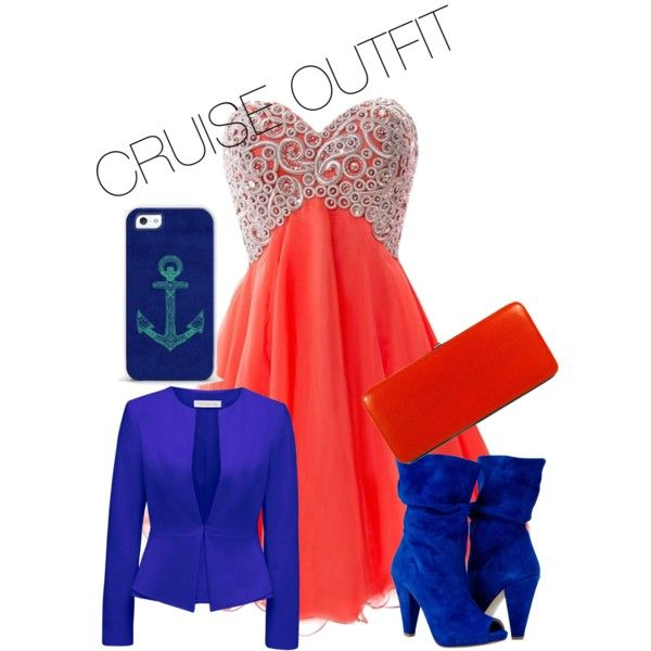 """""""Cruise outfit"""" by jaimemorrell on Polyvore"""