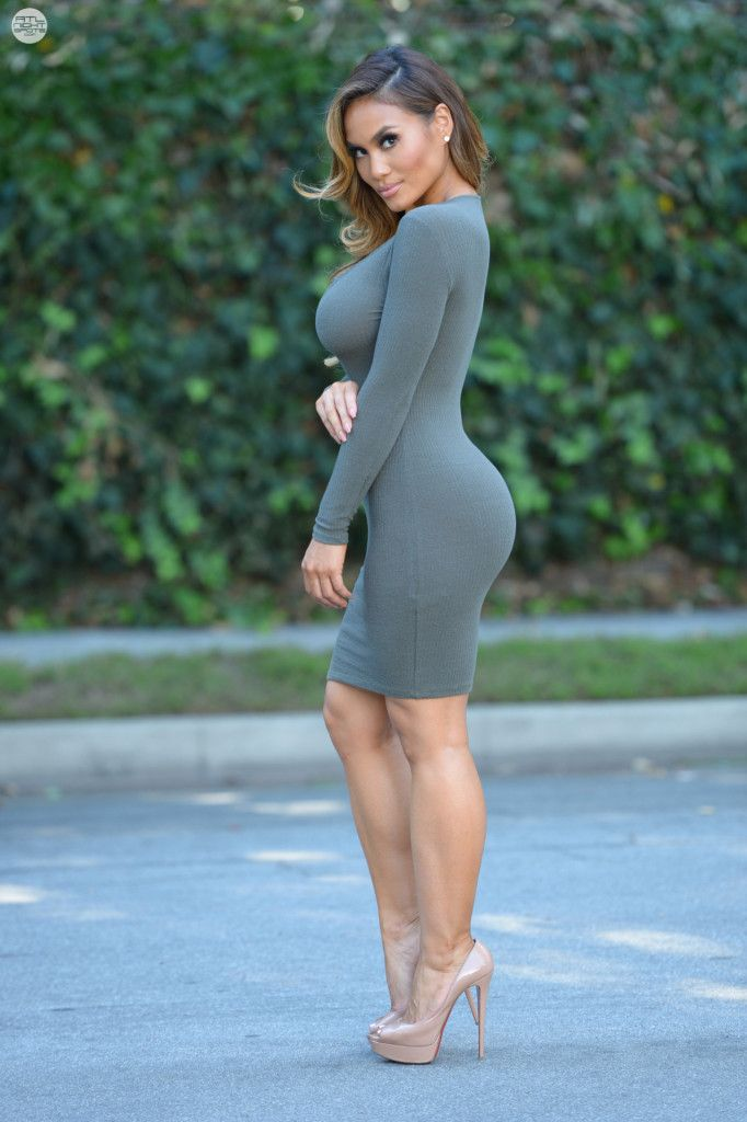 718 Best Big Boobs Tight Topdress Images On Pinterest Boobs Brown And Beauty