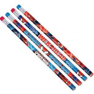 Ultimate Spiderman Pencils