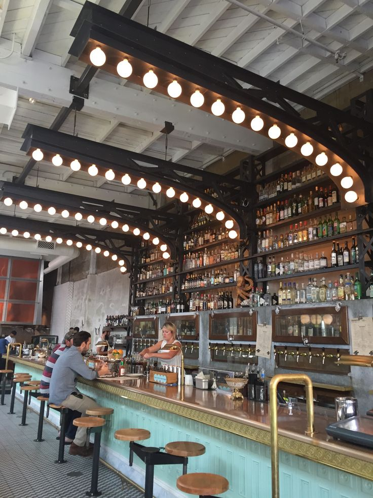 17 best images about bar pub interior on pinterest for Ironside fish and oyster san diego