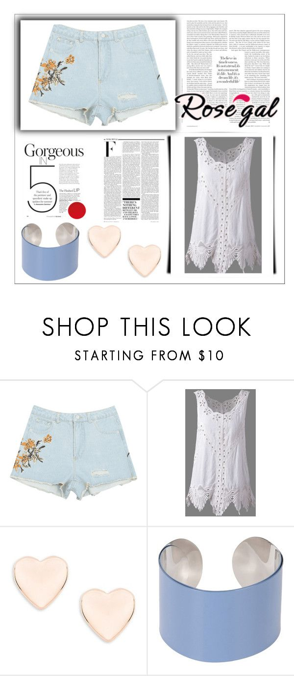 """Contest"" by ela-7 ❤ liked on Polyvore featuring Ted Baker, Maison Margiela and Nicki Minaj"