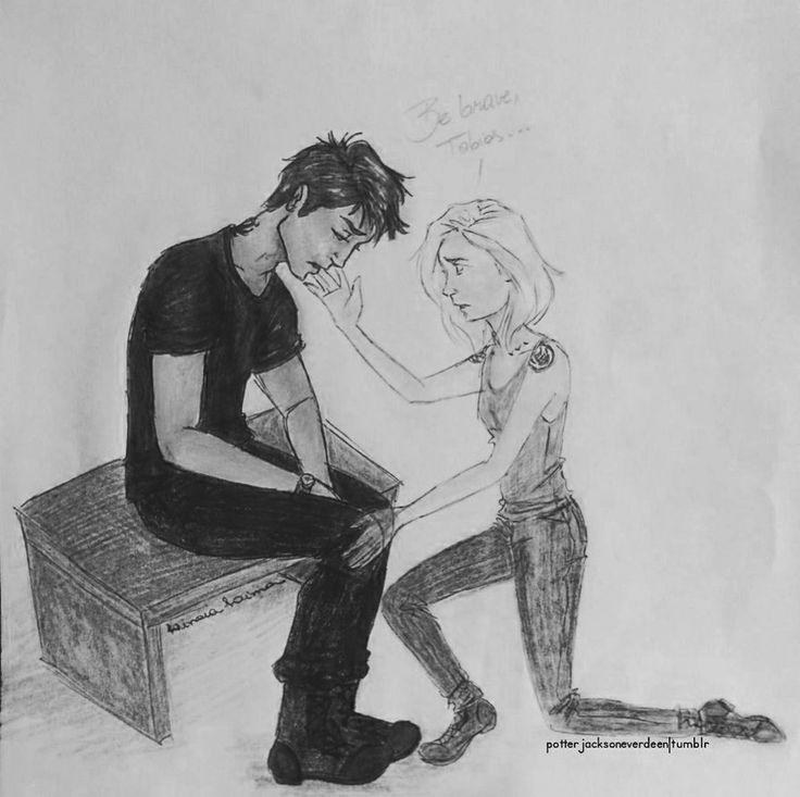NOPE NOT OKAY ART MAKES ME SAD ~Divergent~ ~Insurgent~ ~Allegiant~
