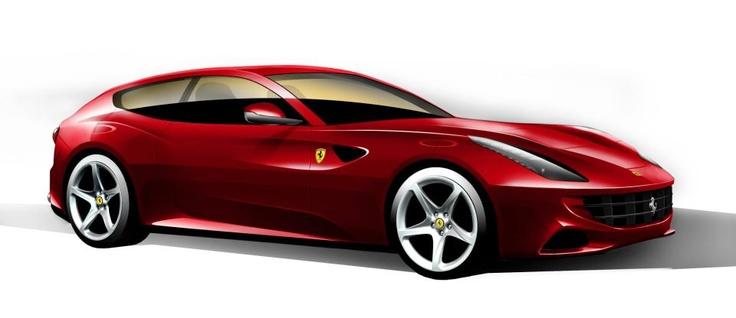 Ferrari FF, design Pininfarina: Design Pininfarina, Piac Pininfarina, Mi Piac