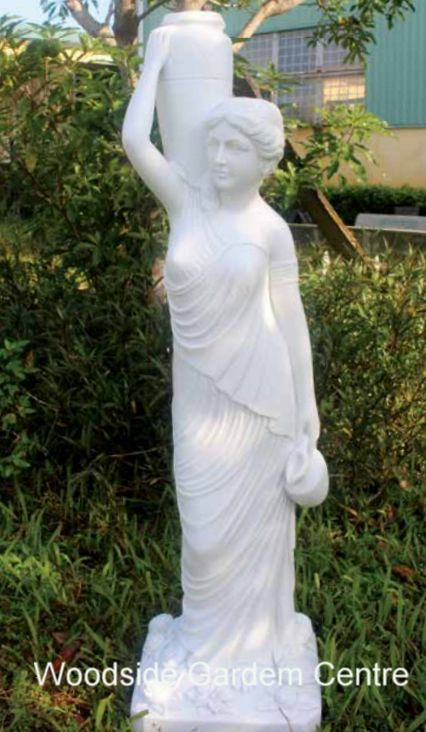 Good Extra Large Phoebe Enigma Garden Statue | Woodside Garden Centre | Pots To  Inspire