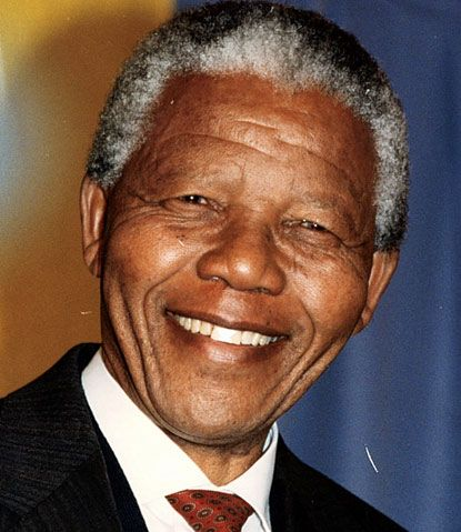 Nelson Mandela, South Africa's first African president and anti-apartheid icon who was jailed 27 years in prison, led his country to democracy through peaceful protests, died Thursday. His speech and actions embodied the principles of his Christian faith - forgiveness and reconciliation. He was 95.