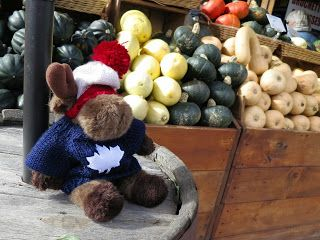 Love going to Atwater or Jean-Talon market on the weekend, especially in the Fall.