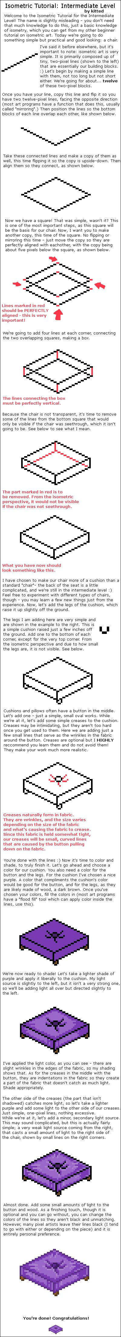 Isometric: Intermediate Level by kitted on DeviantArt