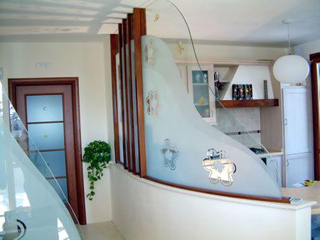 278 migliori immagini idee casa su pinterest decorazioni for Muretto divisorio ingresso soggiorno