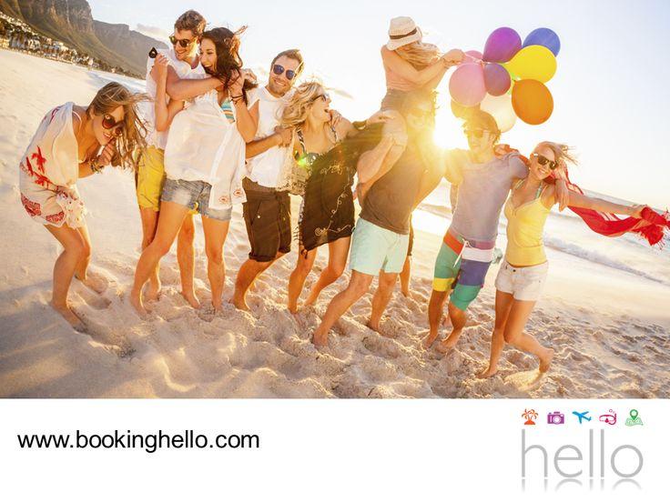 EL MEJOR ALL INCLUSIVE AL CARIBE. ¿Estás planeando las próximas vacaciones con tus amigos? En Booking Hello te recomendamos considerar Cancún, una zona del Caribe mexicano ideal para disfrutar de una gran diversidad de playas que te dan la oportunidad de hacer diferentes actividades acuáticas en sus cálidas aguas. Te invitamos a visitar nuestra página web, para conocer nuestros packs y viajar con todo incluido. #allinclusivealcaribe