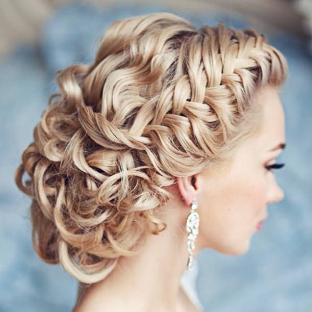 braided bridal