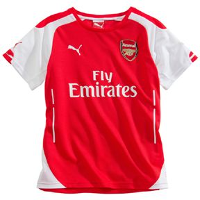 Puma Youth Arsenal Soccer Jersey (Home 2014/15)