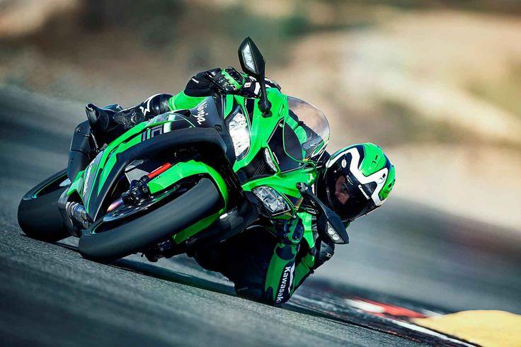 Kawasaki 2016 > Kawasaki Ninja ZX-10R : pour continuer d'affoler les chronos