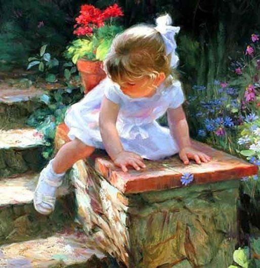 """Nacido en Chabarovsk, Rusia. Vladimir Volegov comenzó a pintar a muy temprana edad.        Después de asistir a la escuela de arte """"Krivo..."""