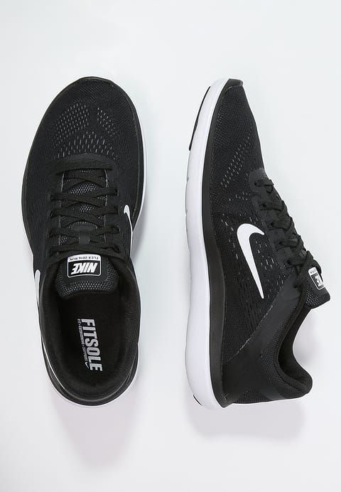 bestil  Nike Performance FLEX 2016 RUN - Konkurrence løbesko - black/white/cool grey til kr 699,00 (16-04-17). Køb hos Zalando og få gratis levering.