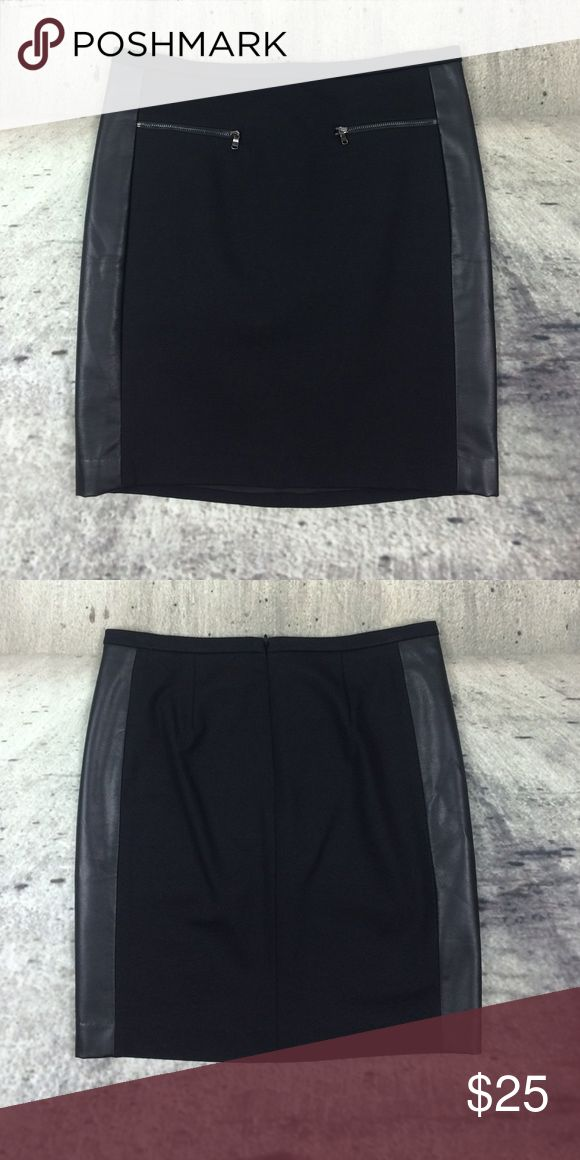 Ann Taylor gorgeous skirt Ann Taylor gorgeous skirt rayon nylon and spandex blend above the knee length Ann Taylor Skirts