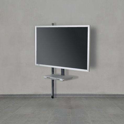 Wissmann Raumobjekte Solution Art 121 / TV Wandhalter bei hifi-tv-moebel.de