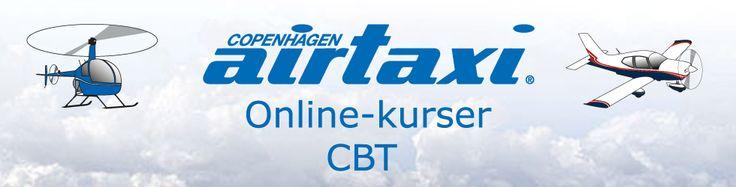 Cpenhagen AirTaxi Logo. (DANISH).