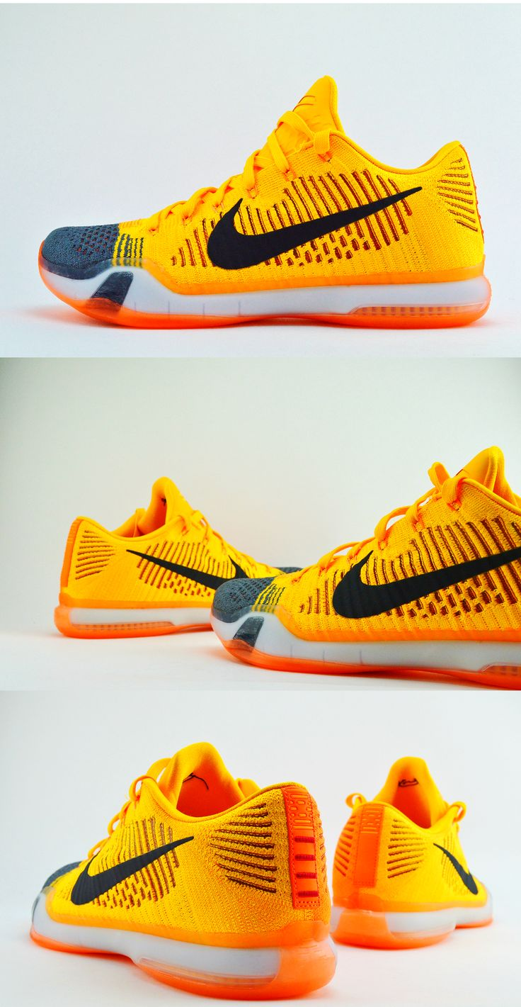"Nike KOBE X ELITE LOW ""CHESTER RIVALRY"""