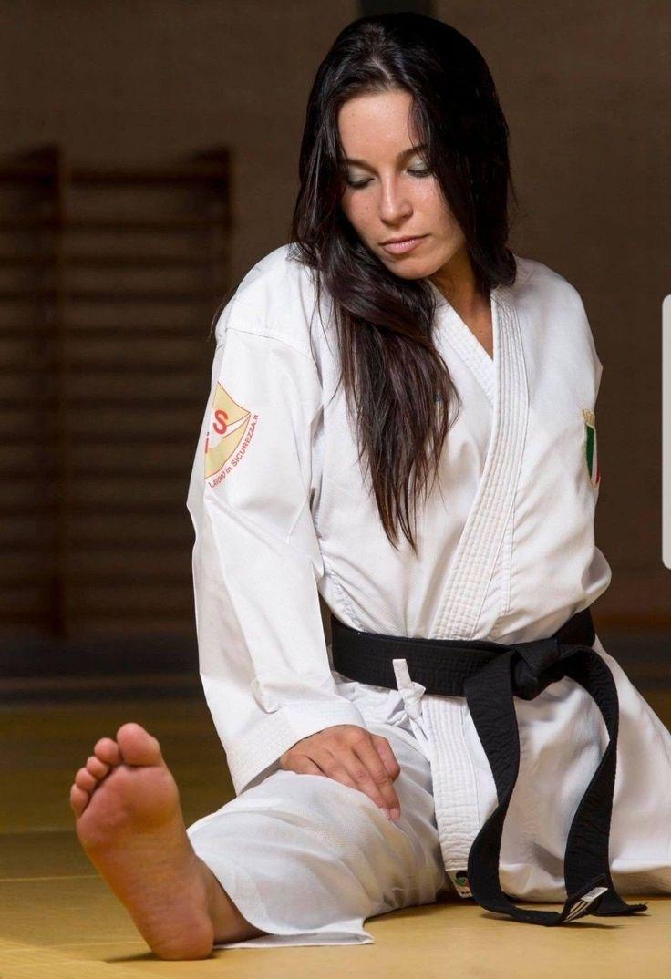 Erotic women judo