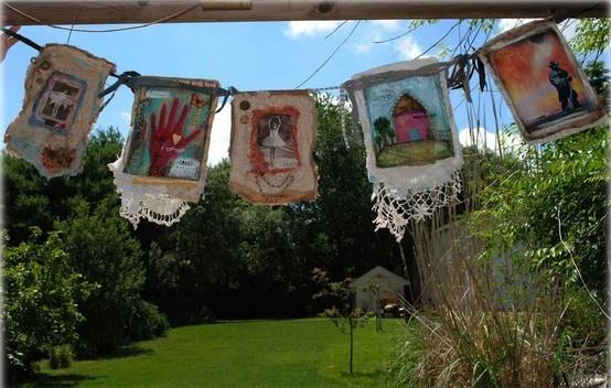 Prayer flags. beautiful-things