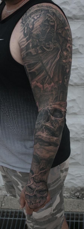 Larry Brogan's Tattoo Designs TattooNOW :