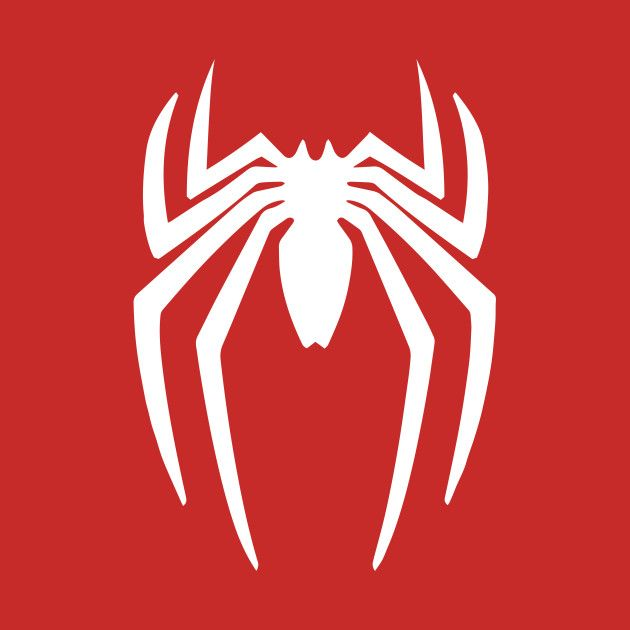 Check Out This Awesome Spider Man Ps4 Logo Design On Teepublic Spiderman Kunst