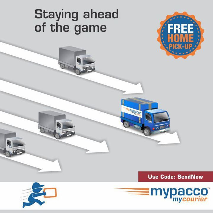Send #couriers online with #mypacco