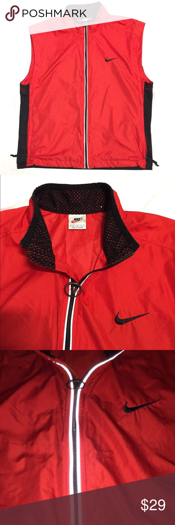 NIKE 3M Cycling Vest Full Zip with pockets 9/10 Condition. No Holes or Stains. Coming from a smoke free home. Nike Other