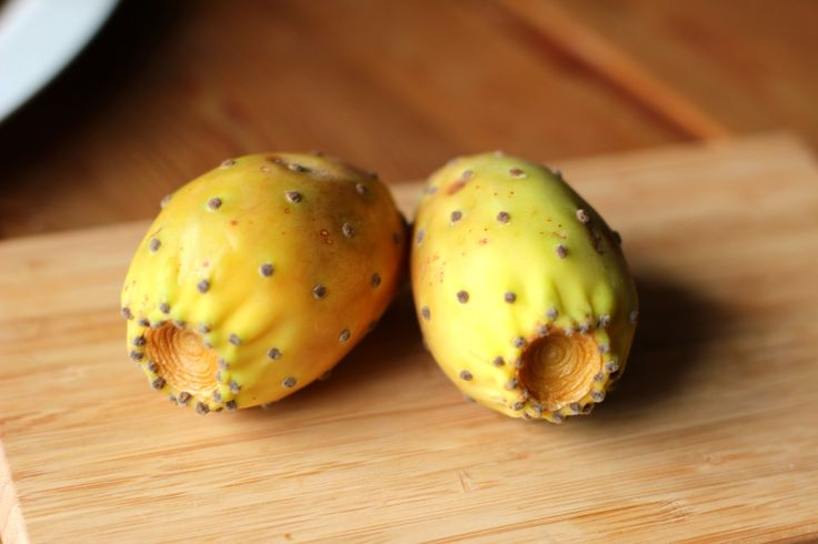 Prickly Pear Fruit - Info and Recipe! Cactus Fruit - Info en Recept!