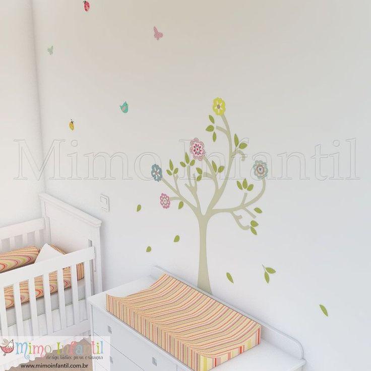 26 best images about Adesivos Quarto Bebê MIMO INFANTIL