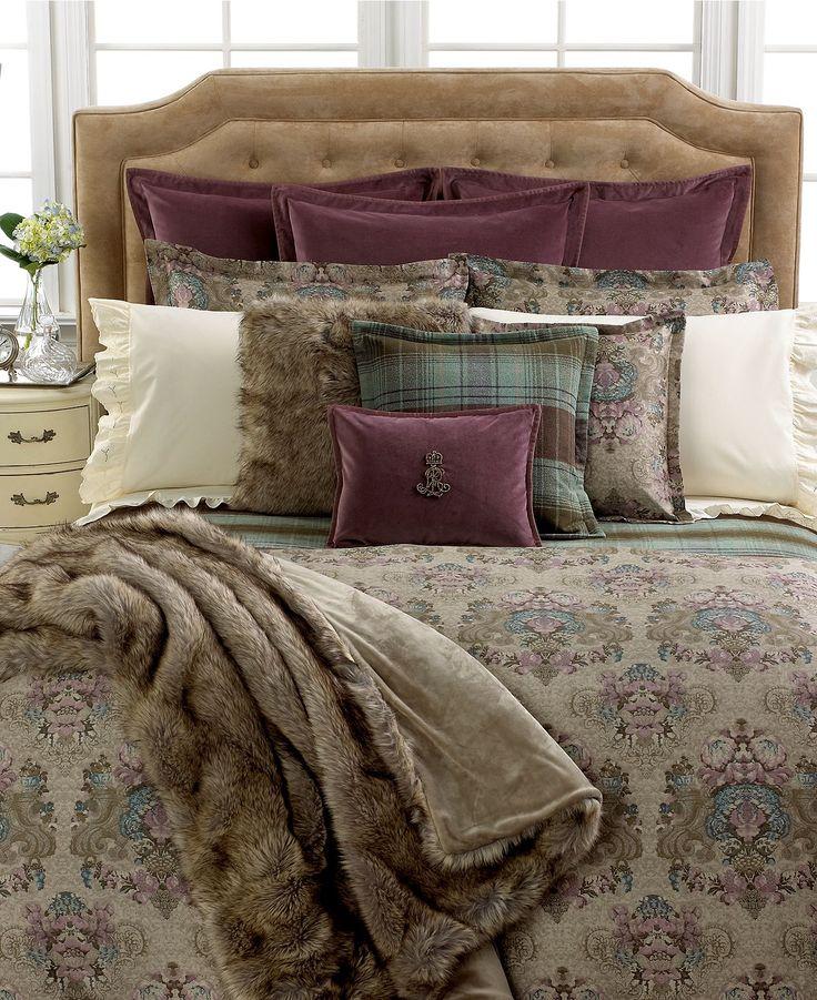 148 Best Ralph Lauren Bedding Composites Images On