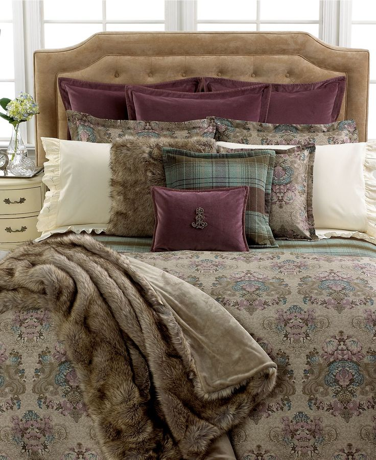 17 Best Images About Ralph Lauren Bedding Composites On