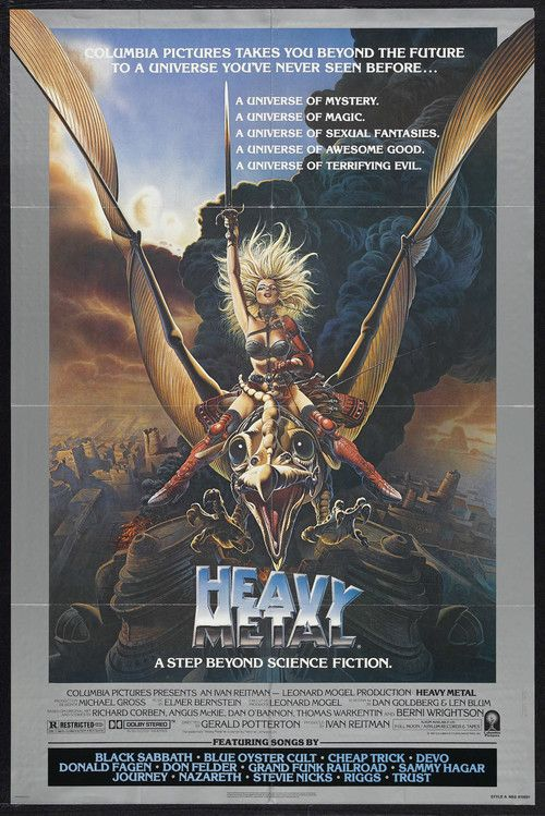 Heavy Metal Full Movie Online 1981