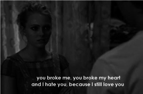 you broke my heart quotes tumblr - photo #18