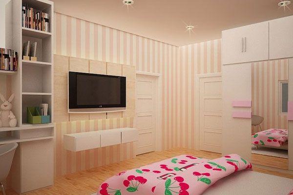 big girl bedroom 30 Superb Teenage Girl Bedroom Ideas