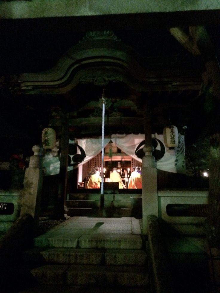 有鄰庵近く 美観地区の寺