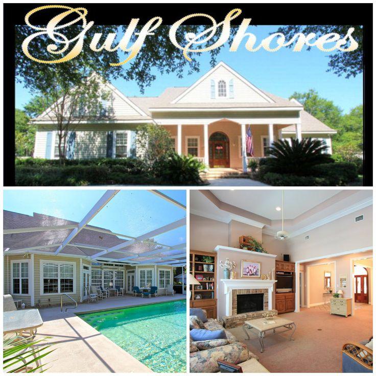 Gulf Coast Beach Houses: 17 Best Gulf Shores Beach Houses Images On Pinterest