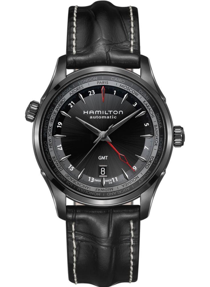 HAMILTON JAZZMASTER GMT AUTO LIMITED EDITION H32685731