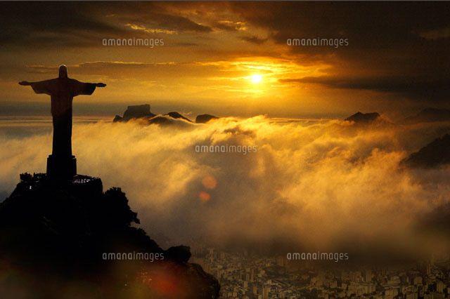 コルコバードの丘(ブラジル)