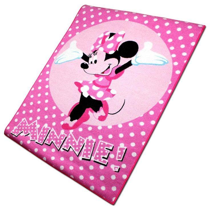 Disney Spielteppich Kinderteppich Teppich Laufer 133x95cm