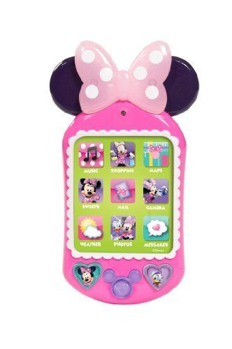 $12 Just Play Minnie Mouse Smart Phone by Just Play, http://www.amazon.com/dp/B00AF5KEHE/ref=cm_sw_r_pi_dp_wBC0rb01NCCQY
