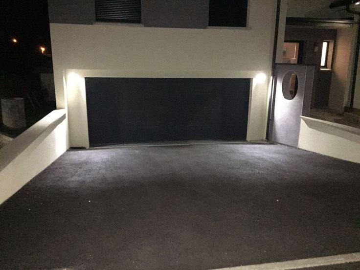 La Descente De Garage Est Oprationnelle   Alle