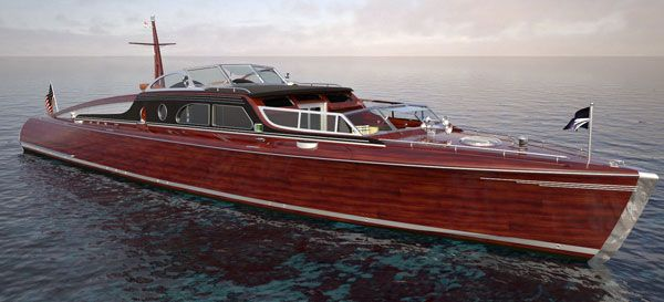 Design: Commuter Yacht Posh