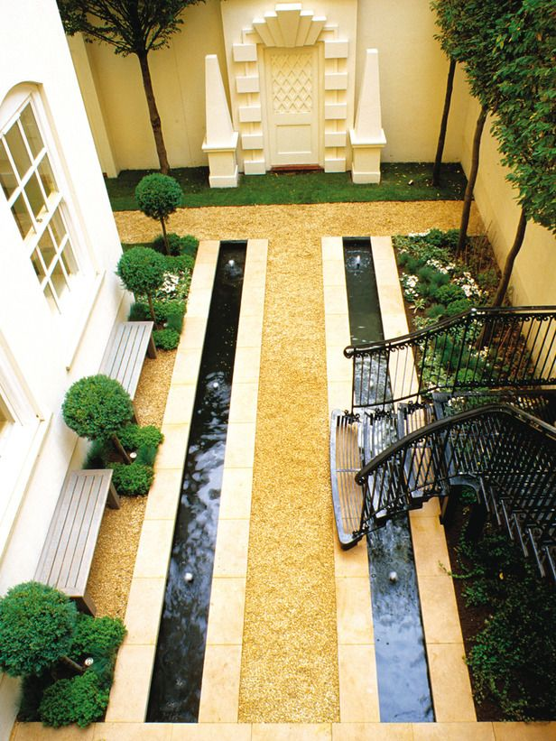 Courtyard Garden : Landscaping : Garden Galleries : HGTV - Home & Garden Television