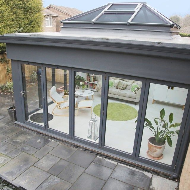 Project: Orangery Extension