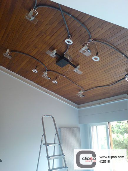 Ceiling 4 - BEFORE