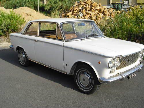 Fiat 1300 2 doors Francis Lombardi coachbuilder For Sale (1963)